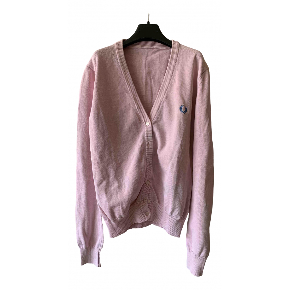 Fred Perry \N Pink Cotton Knitwear for Women XS International