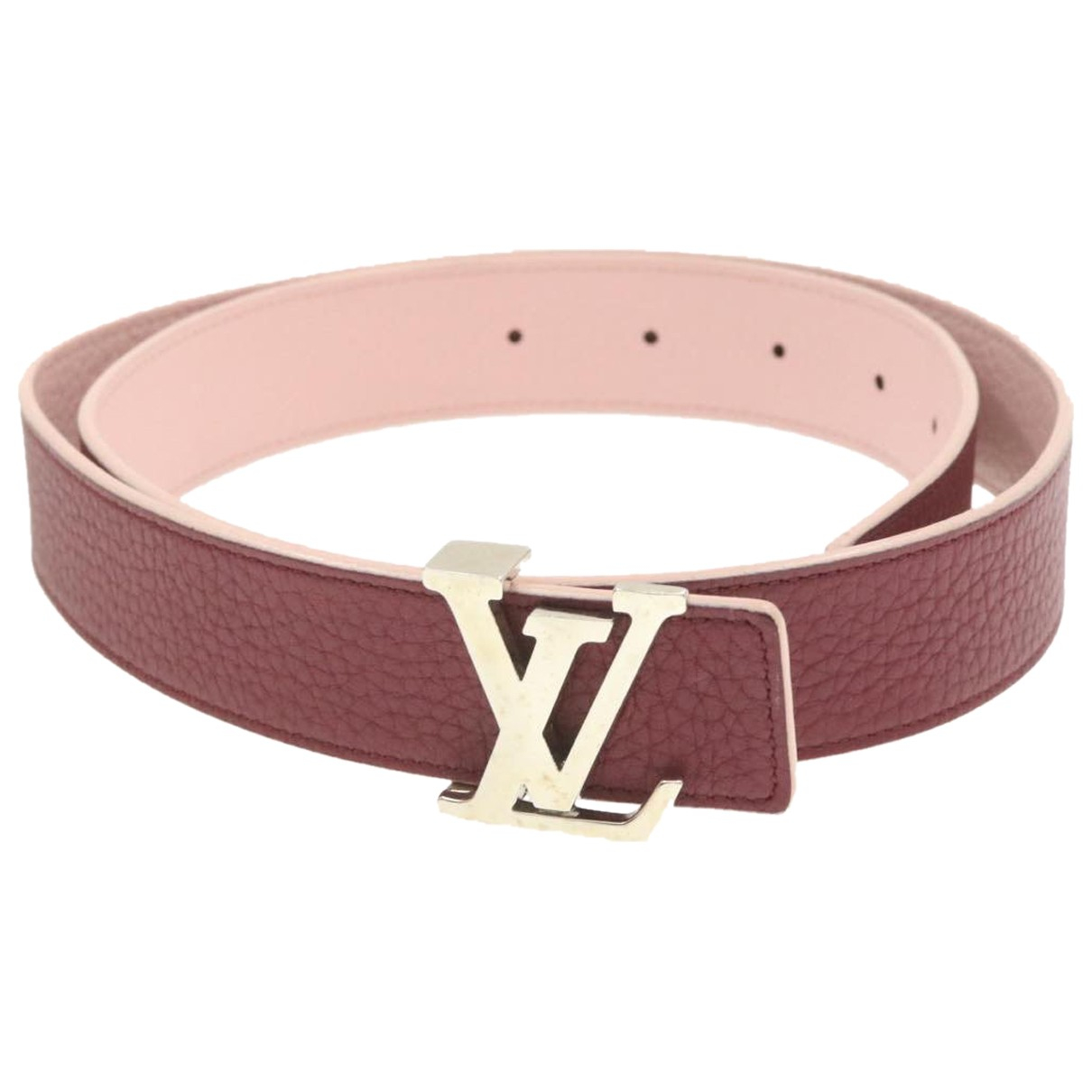 Louis Vuitton - Foulard   pour femme en autre - bordeaux