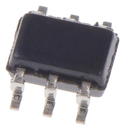 Renesas Electronics ISL90728WIE627Z-T7A, Digital Potentiometer 10kΩ 128-Position Serial-I2C 6 Pin, SC-70 (250)