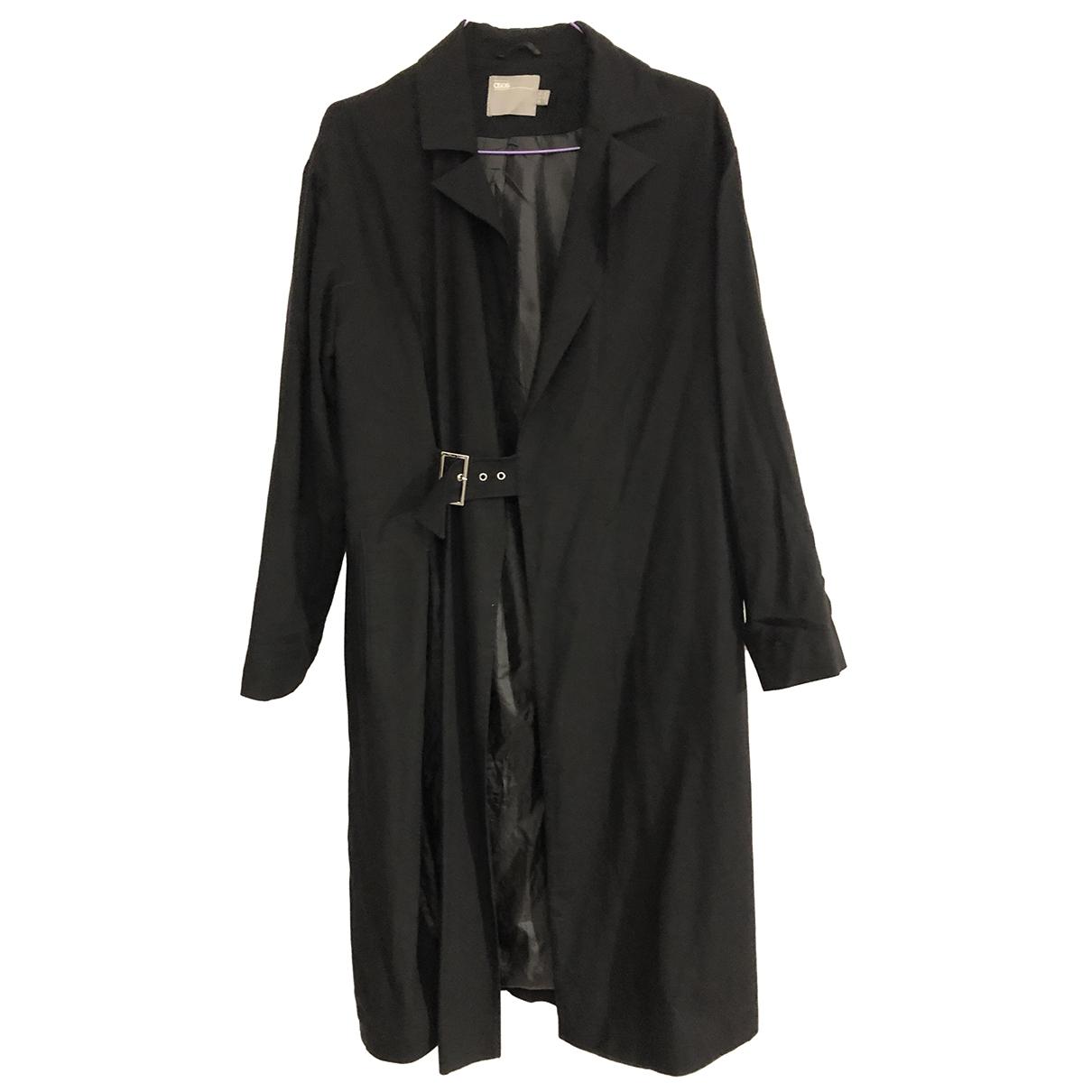 Asos - Manteau   pour femme - noir