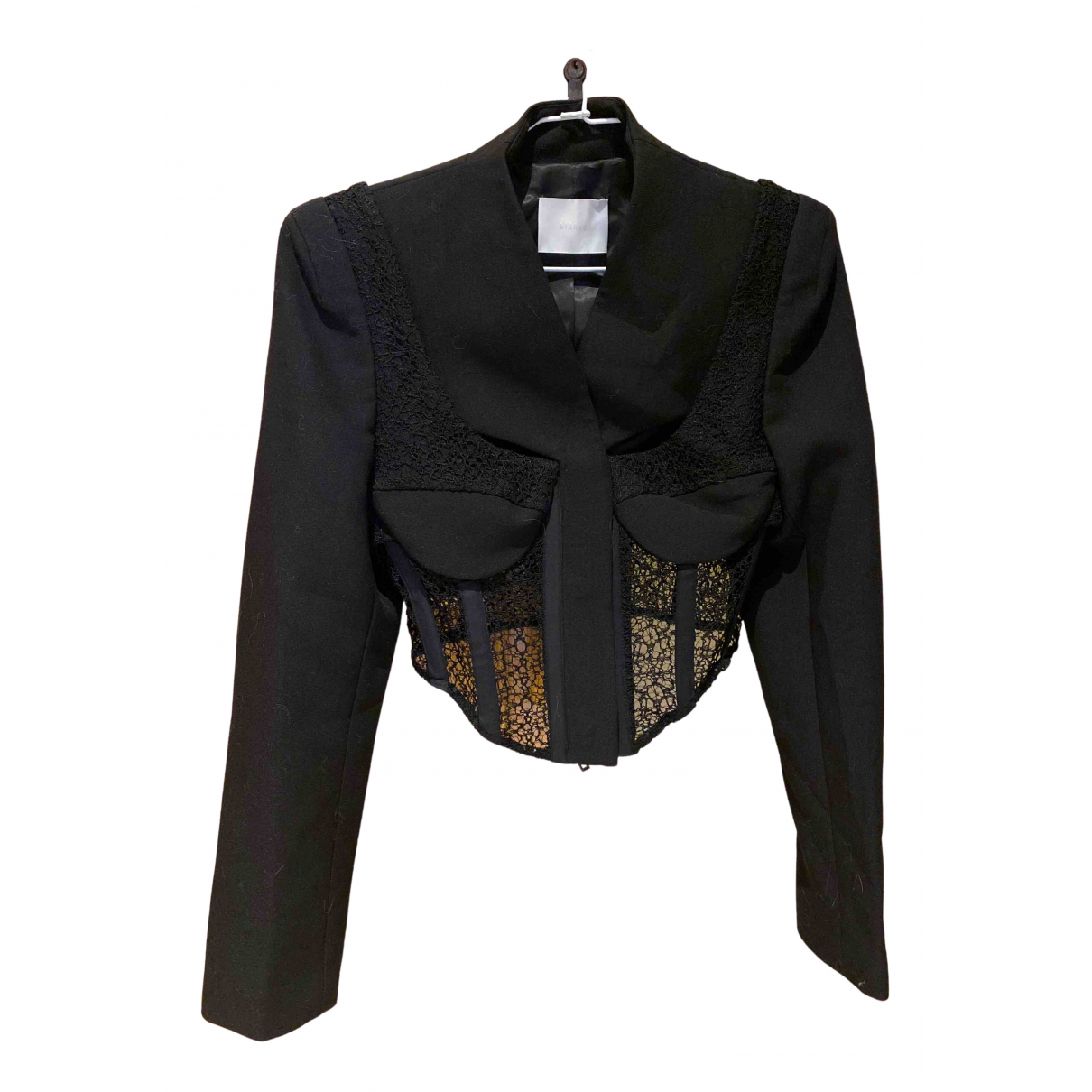 Dion Lee N Black Cotton jacket for Women S International