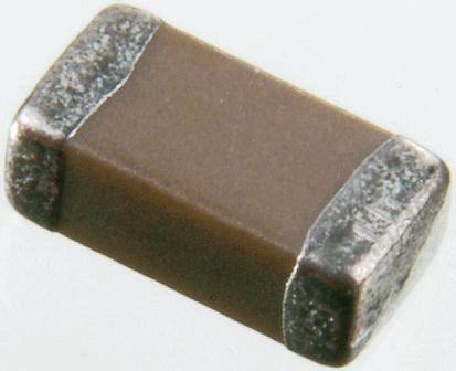 AVX 1206 (3216M) 10nF Multilayer Ceramic Capacitor MLCC 200V dc ±10% SMD 12062C103KAT2A (10)