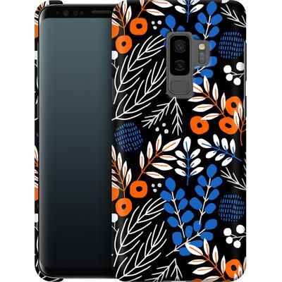 Samsung Galaxy S9 Plus Smartphone Huelle - Forest Floor von Jenna Kunnas