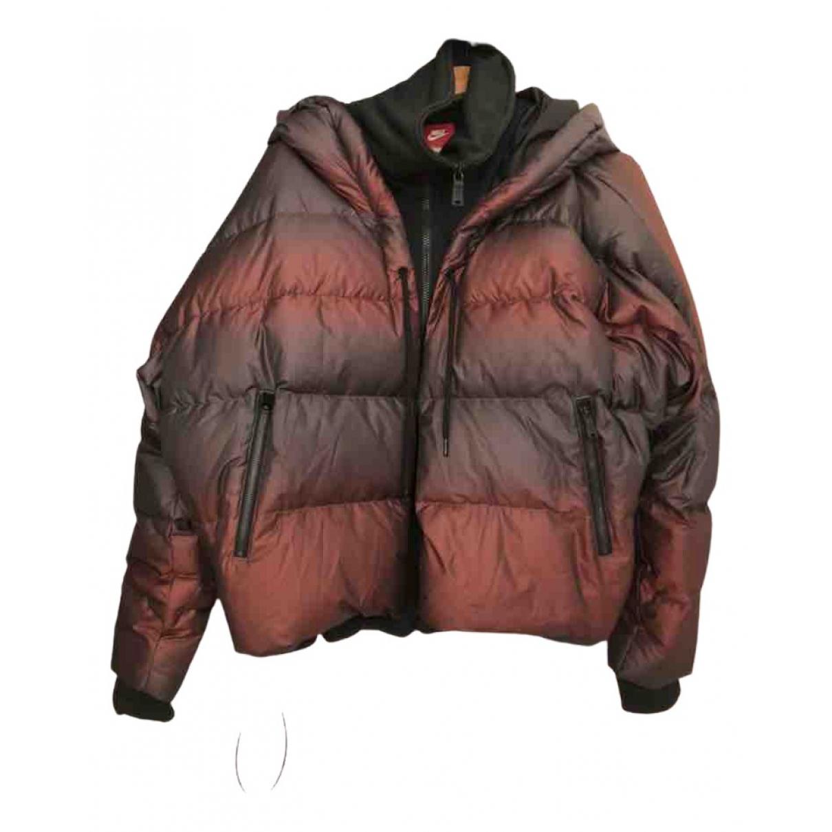 Nike - Manteau   pour femme - violet