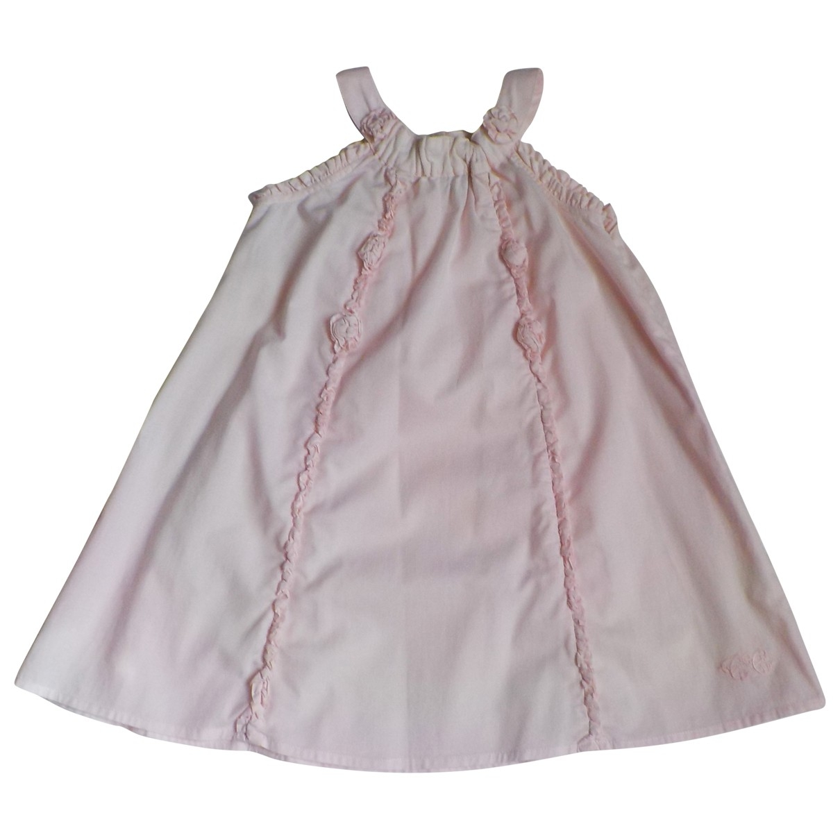 Tartine Et Chocolat \N Pink Cotton dress for Kids 3 years - up to 98cm FR