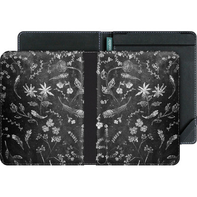 tolino vision eBook Reader Huelle - Flowers in chalk von ND Tank