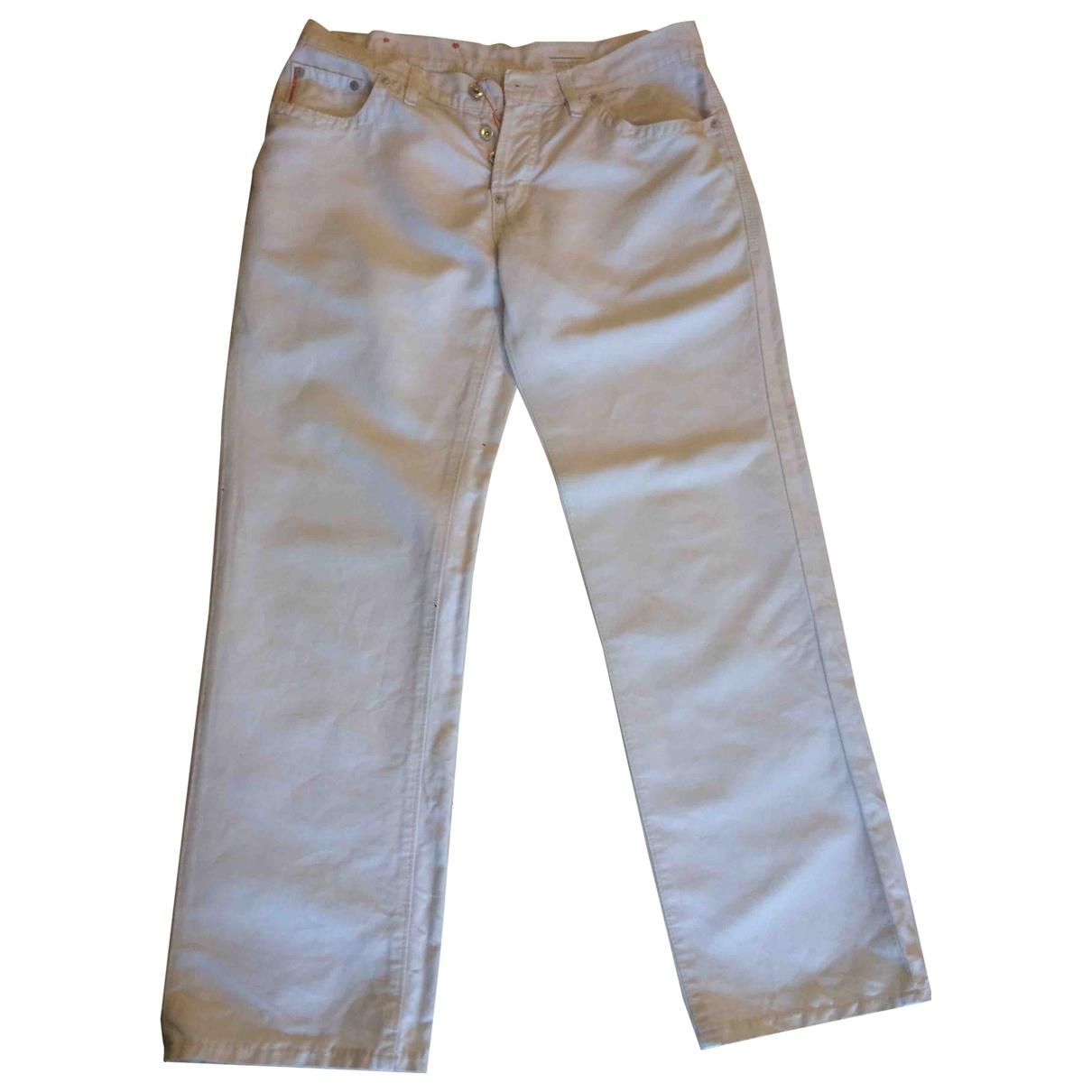 Boss \N White Jeans for Men 34 US