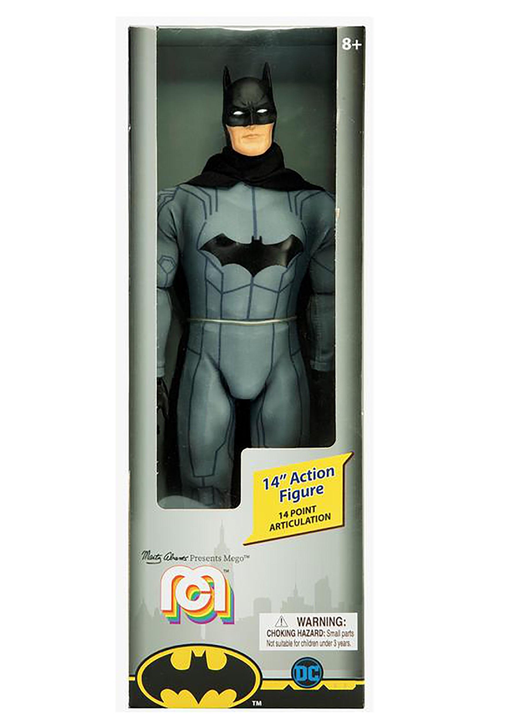 14 Inch Batman Mego Action Figure