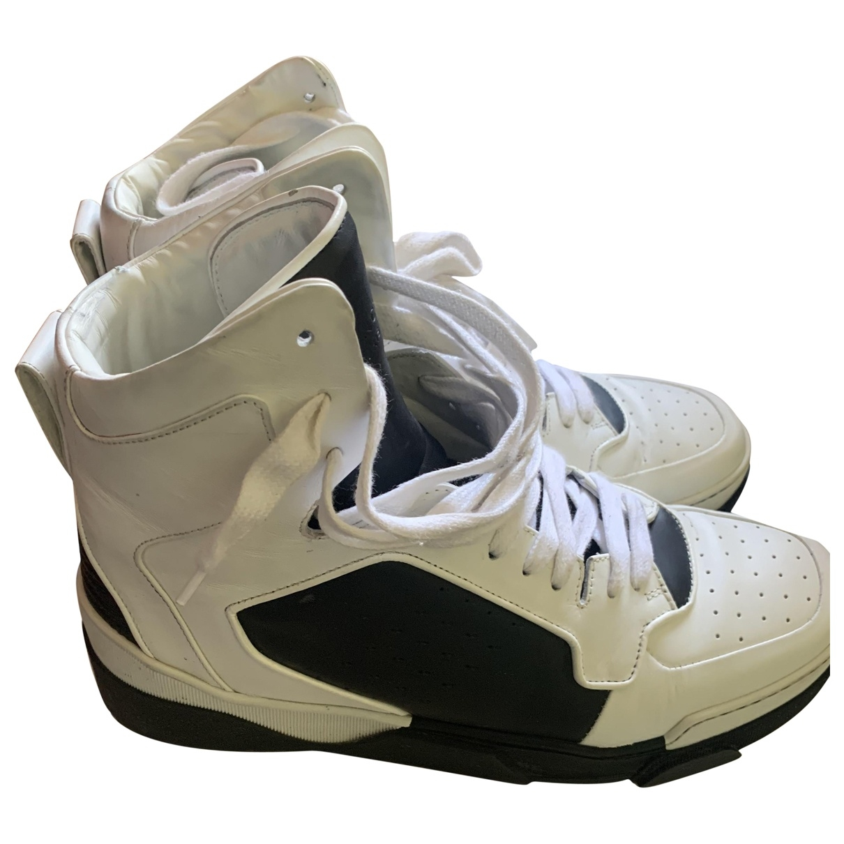 Givenchy - Baskets Tyson pour homme en cuir - blanc