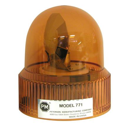 Peterson Lighting V771A - Revolving Light