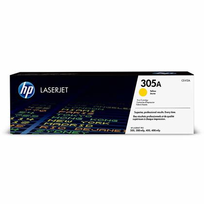 HP 305A CE412A Original Yellow Toner Cartridge