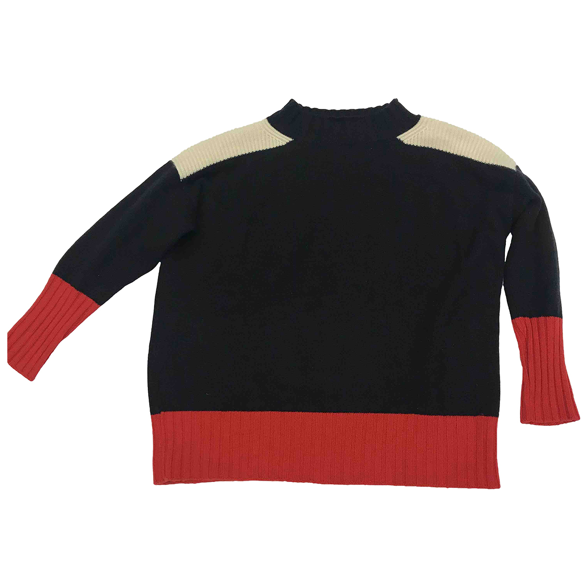 Chinti & Parker N Navy Cashmere Knitwear for Women 34 FR