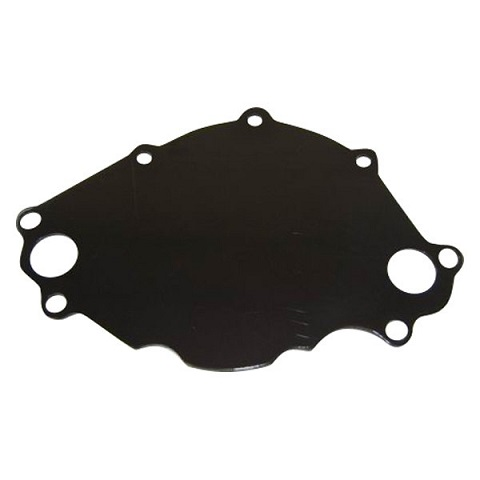 Racing Power Company R5931BK Backing Plates for Billet Electric Water Pumps - Ford Small Block V8