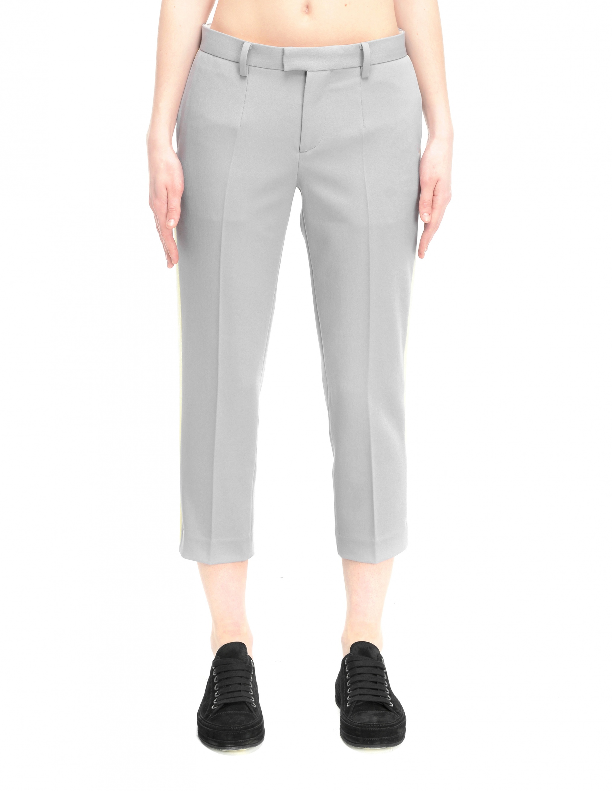 Undercover Grey Polyester Trousers