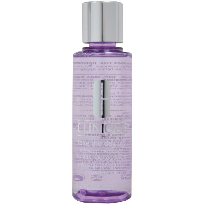 Clinique Take The Day Off Make Up Remover for Lids, Lashes and Lips 125 ml (Silver/Purple - Cleansers)