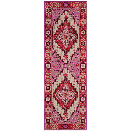 Safavieh Nathaniel Traditional Rug, One Size , Red