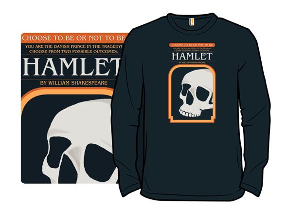 Hamlet Adventure T Shirt