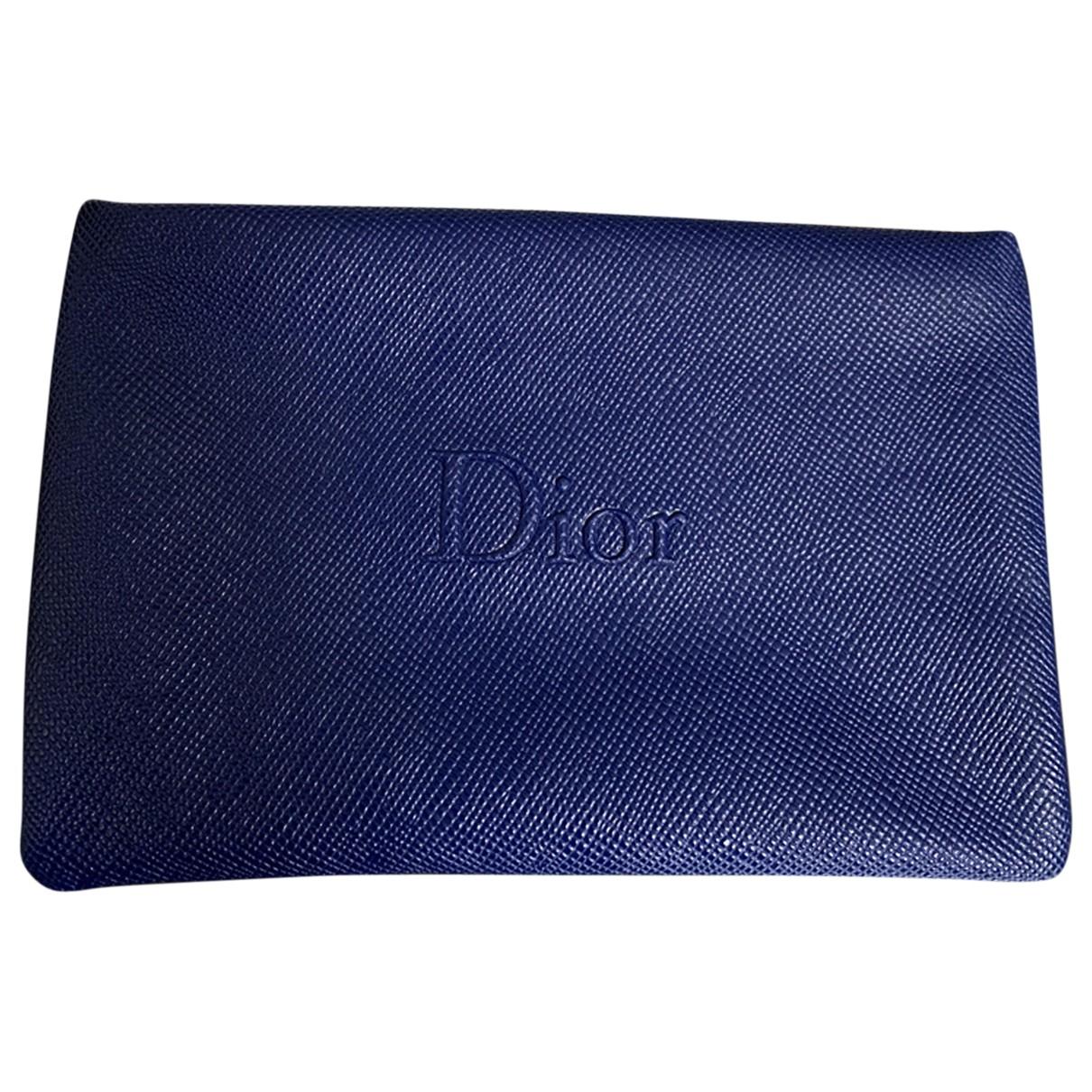Bolsos clutch en Sintetico Azul Dior