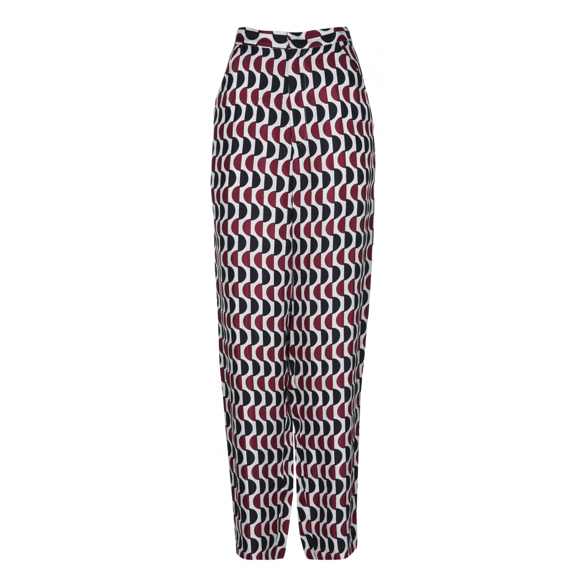 Marni N Multicolour Trousers for Women 12 UK