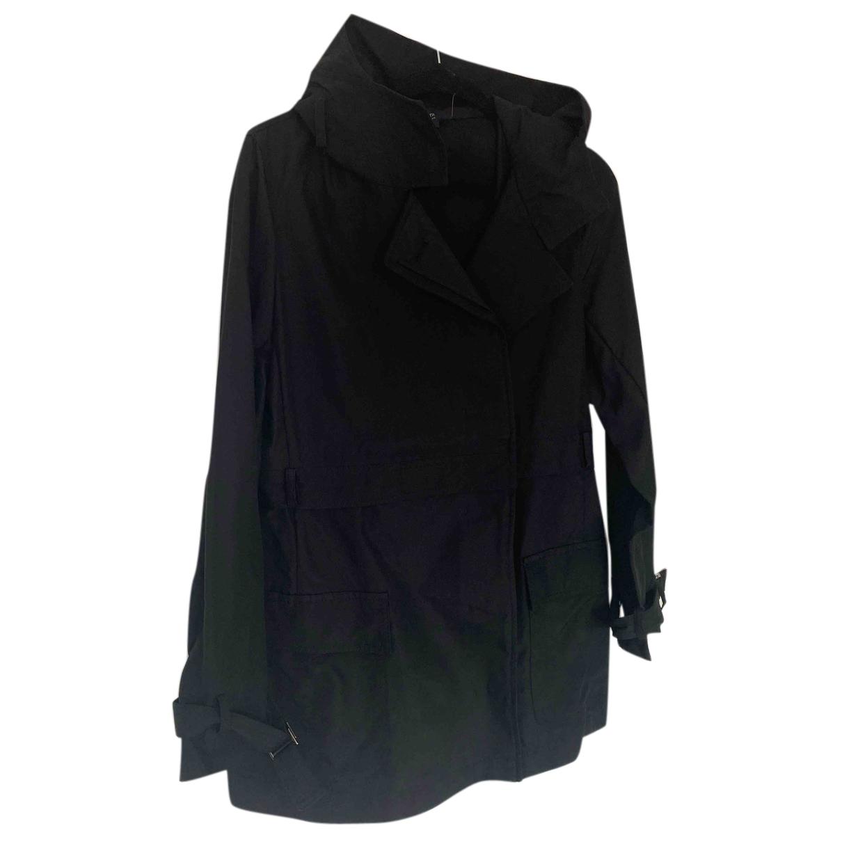 Max Mara 's N Black coat for Women 38 FR