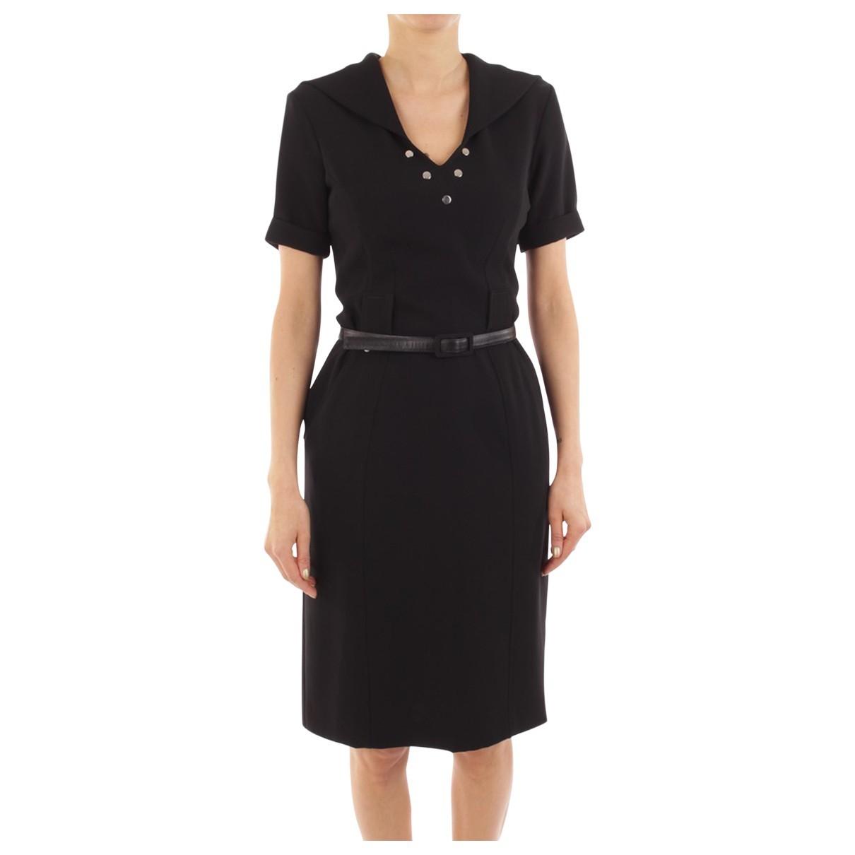 Altuzarra - Robe   pour femme en coton - noir