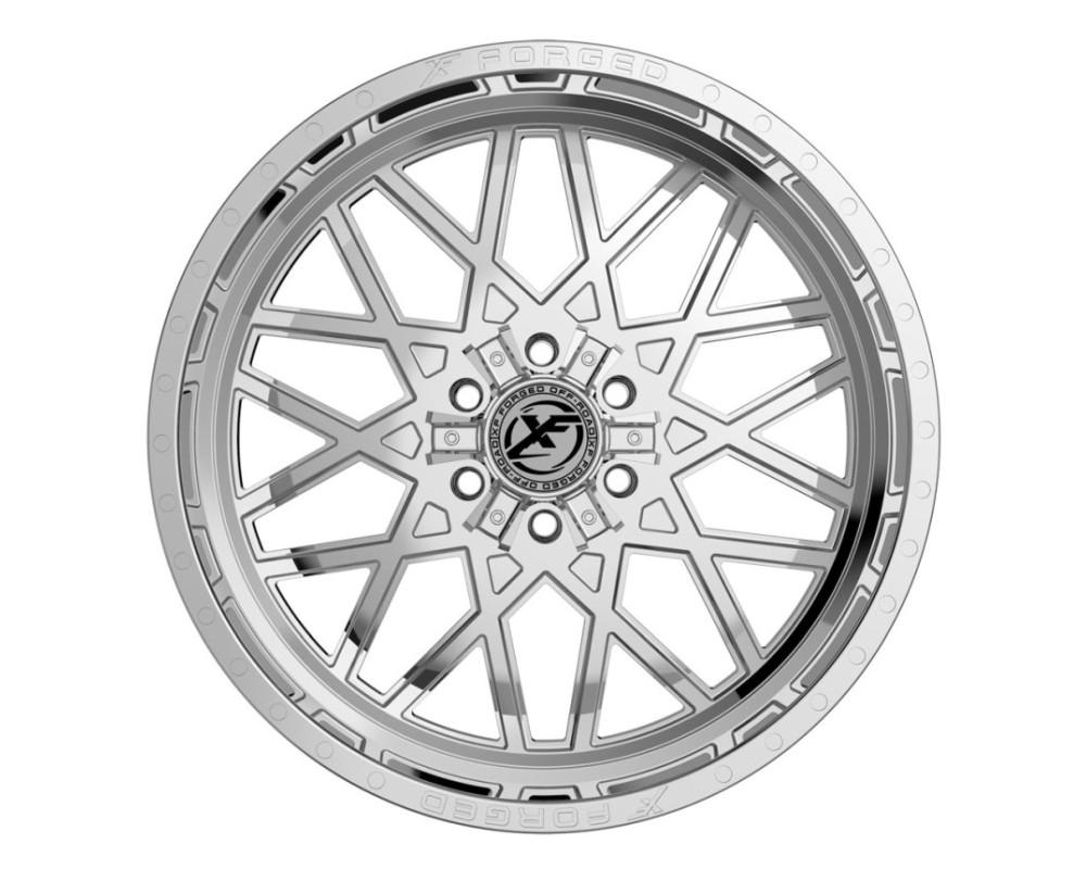 XF Off-Road XFX-307 Wheel 18x10 6x135|6x139.7 -12mm Chrome