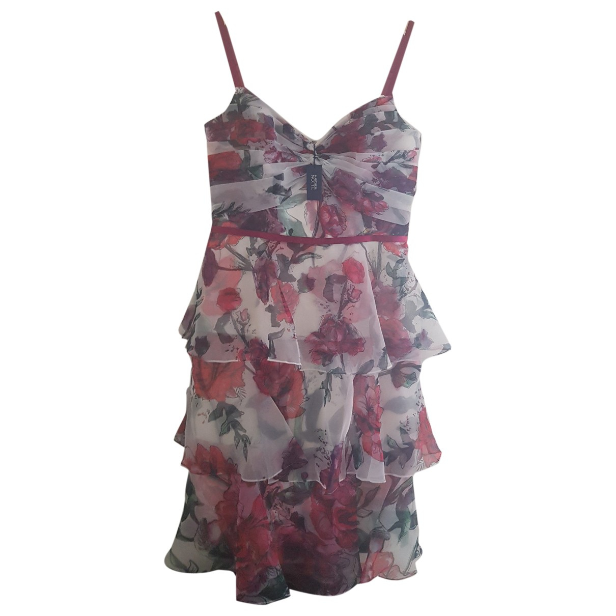 Marchesa Notte \N Burgundy dress for Women 12 UK