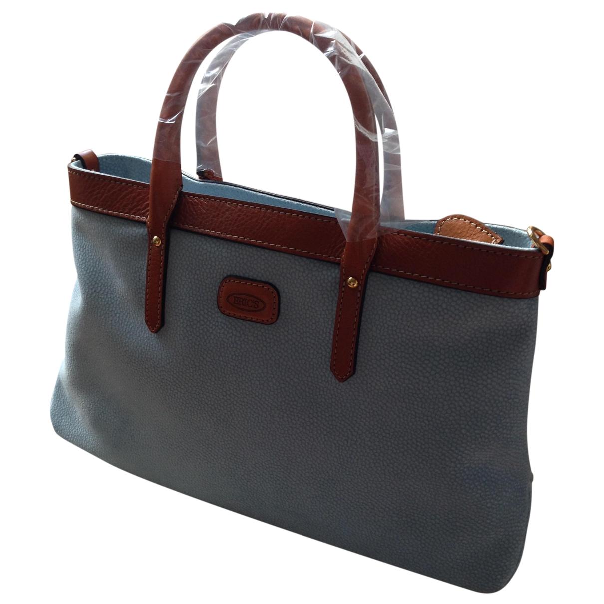 Brics \N Handtasche in Leder