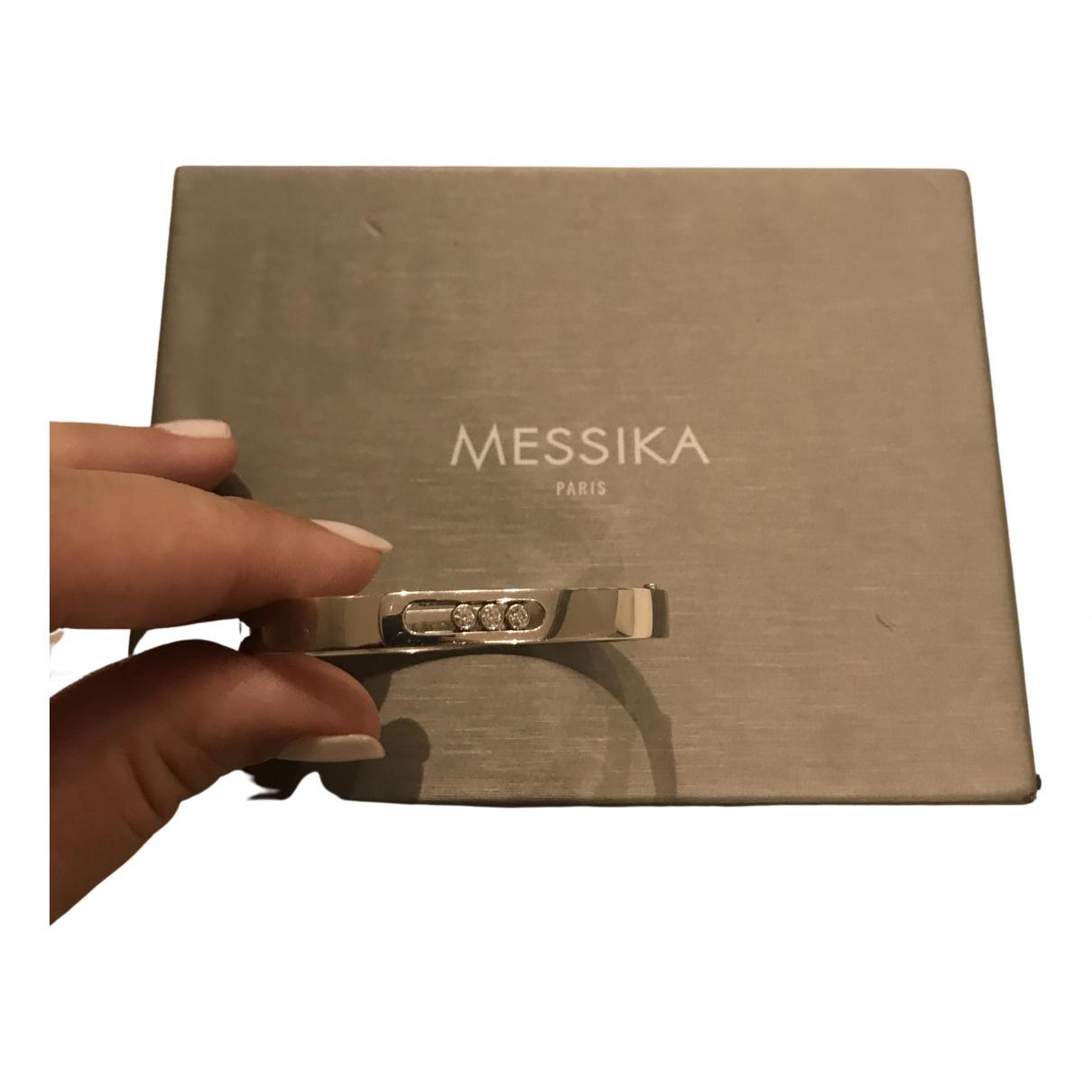 Messika Move Joaillerie Grey White gold bracelet for Women \N