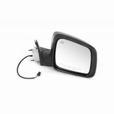 Omix-ADA Heated Power Door Mirror (Black) - 12046.4