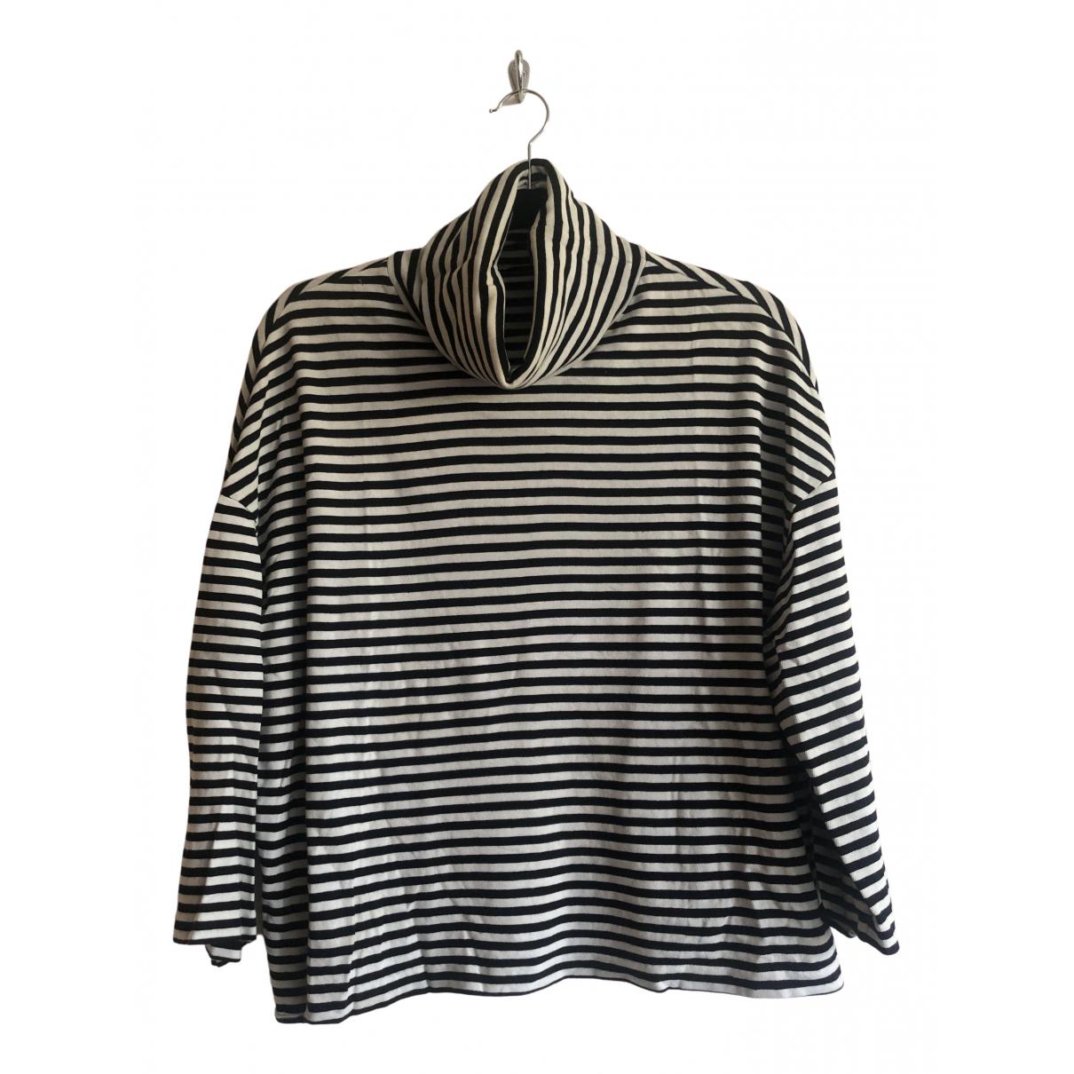 Uterque \N Pullover in  Schwarz Baumwolle