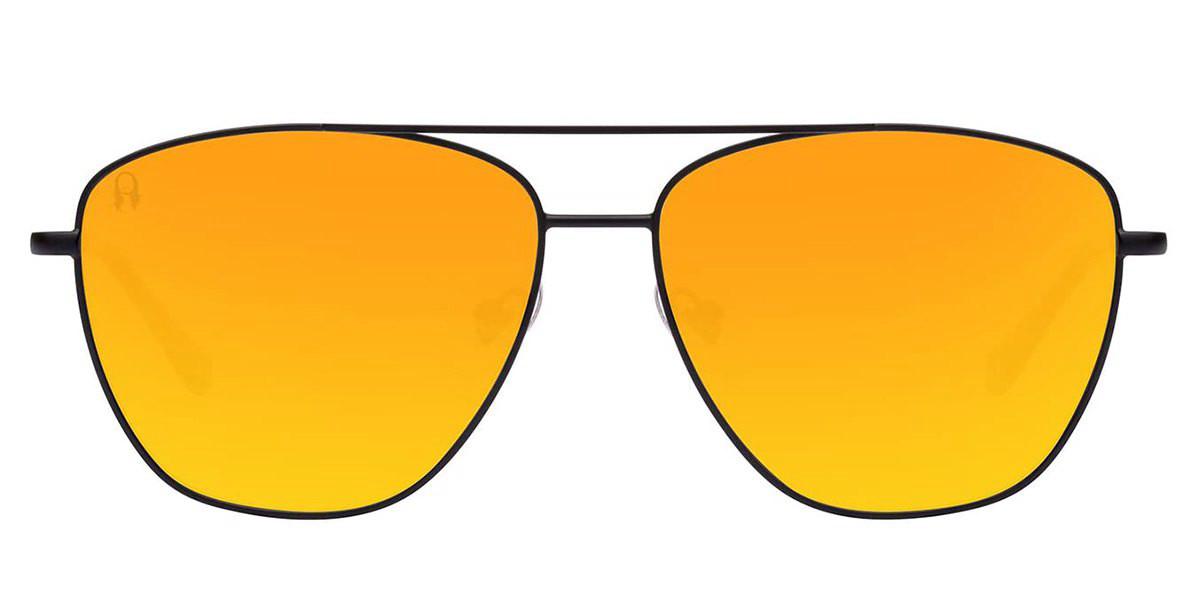 Hawkers Steve Aoki Neon Lax Daylight HNLAX02 Men's Sunglasses Black Size 57