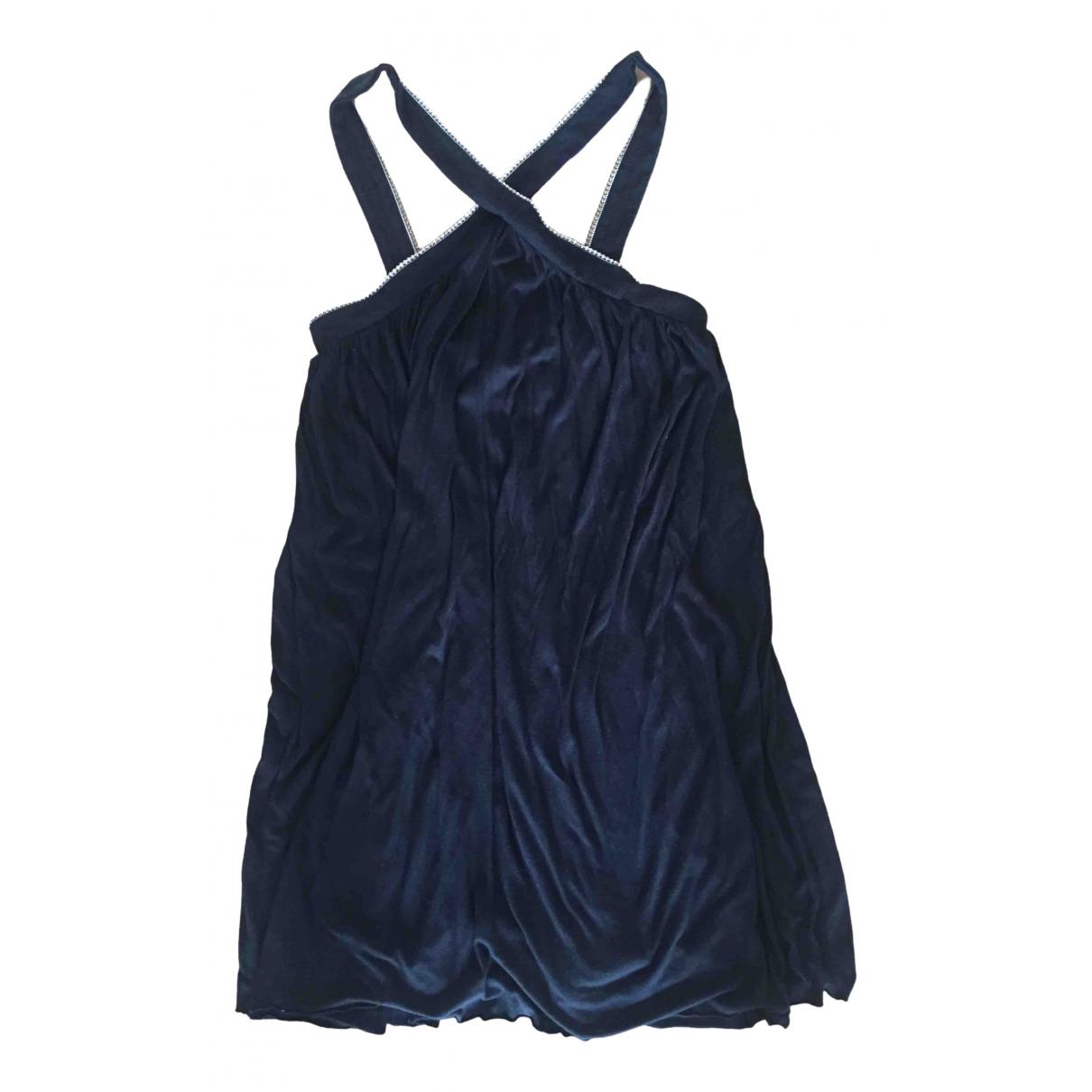 Velvet \N Black Cotton dress for Women M International