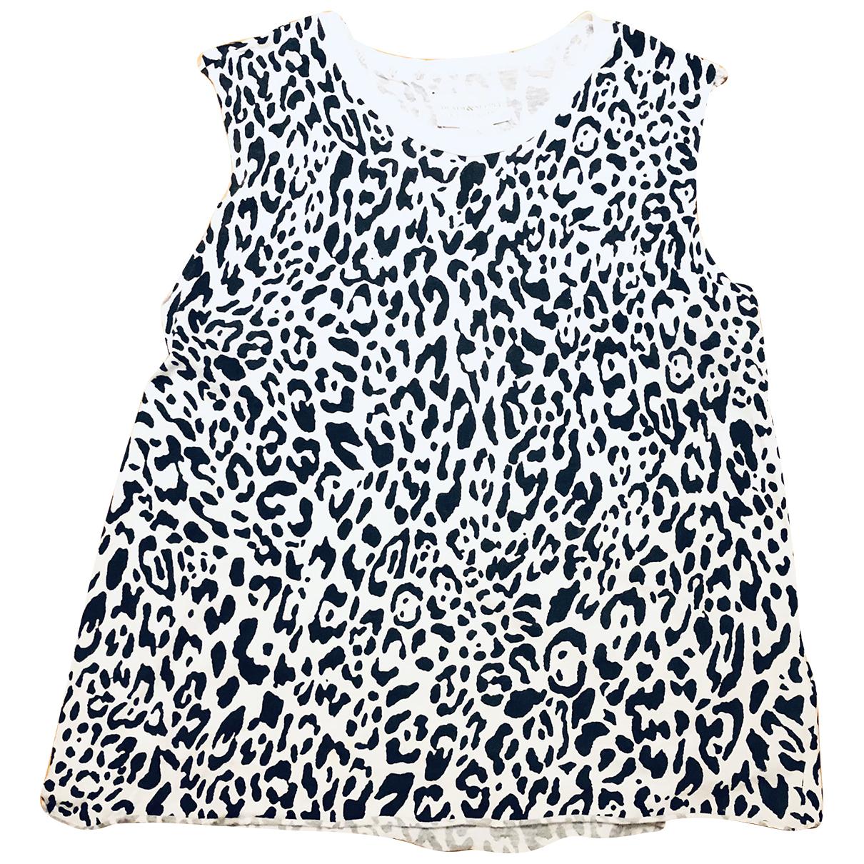 Ralph Lauren Denim & Supply N White Cotton  top for Women S International