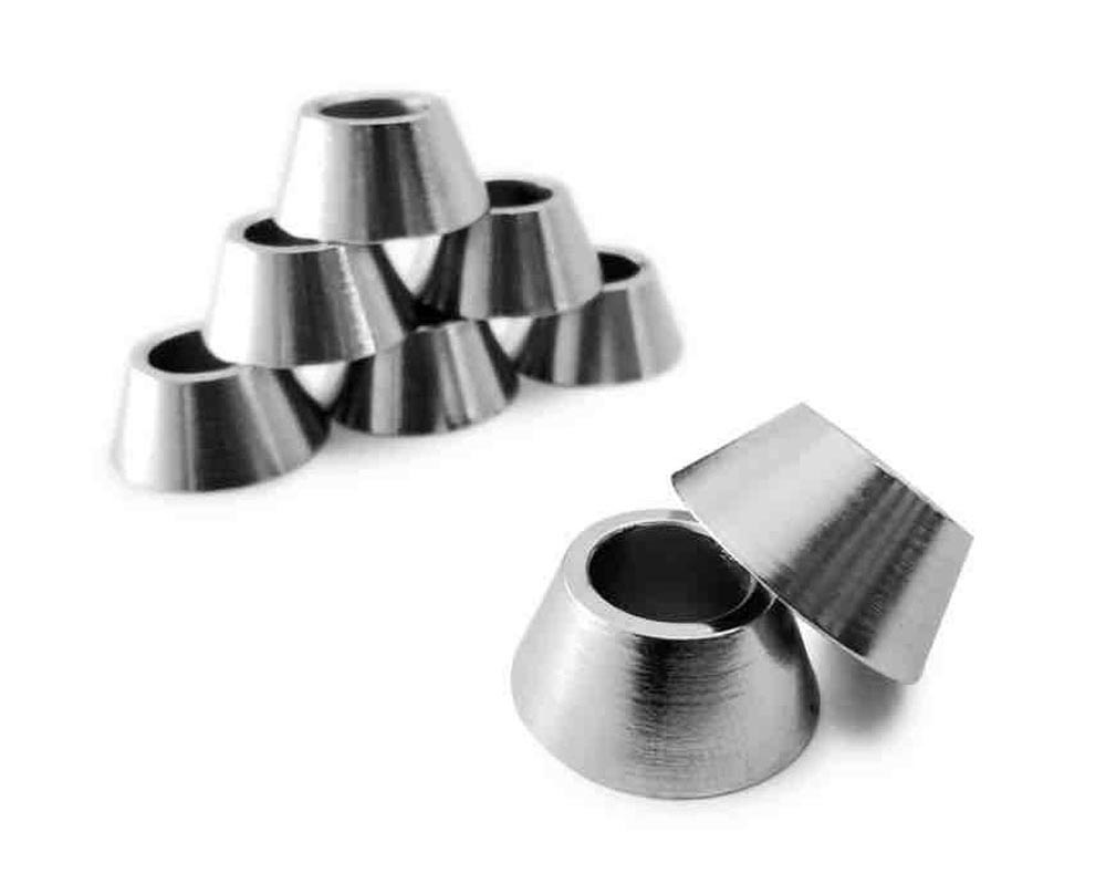 Steinjager J0030469 Cone Style Rod End Spacers 5/16 Bore 8 Pack