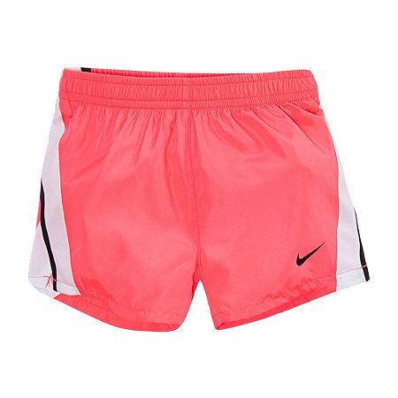 Nike Little Girls Pull-On Short, 6x , Pink