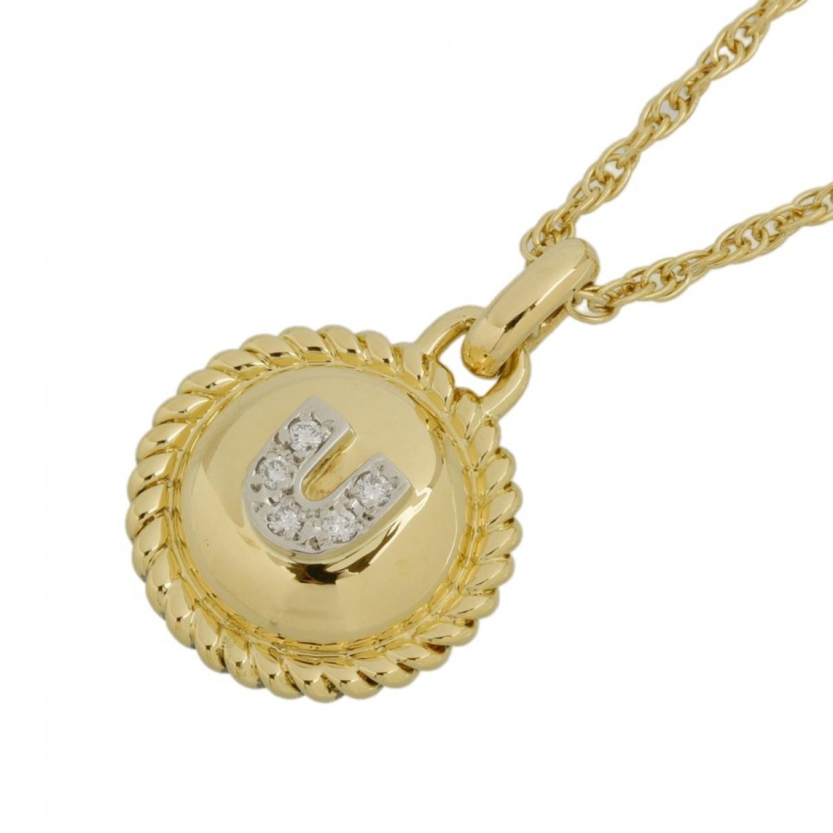 Emanuel Ungaro \N Kette in  Gold Vergoldet