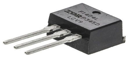 Infineon N-Channel MOSFET, 33 A, 150 V, 3-Pin I2PAK  IRFSL5615PBF (10)
