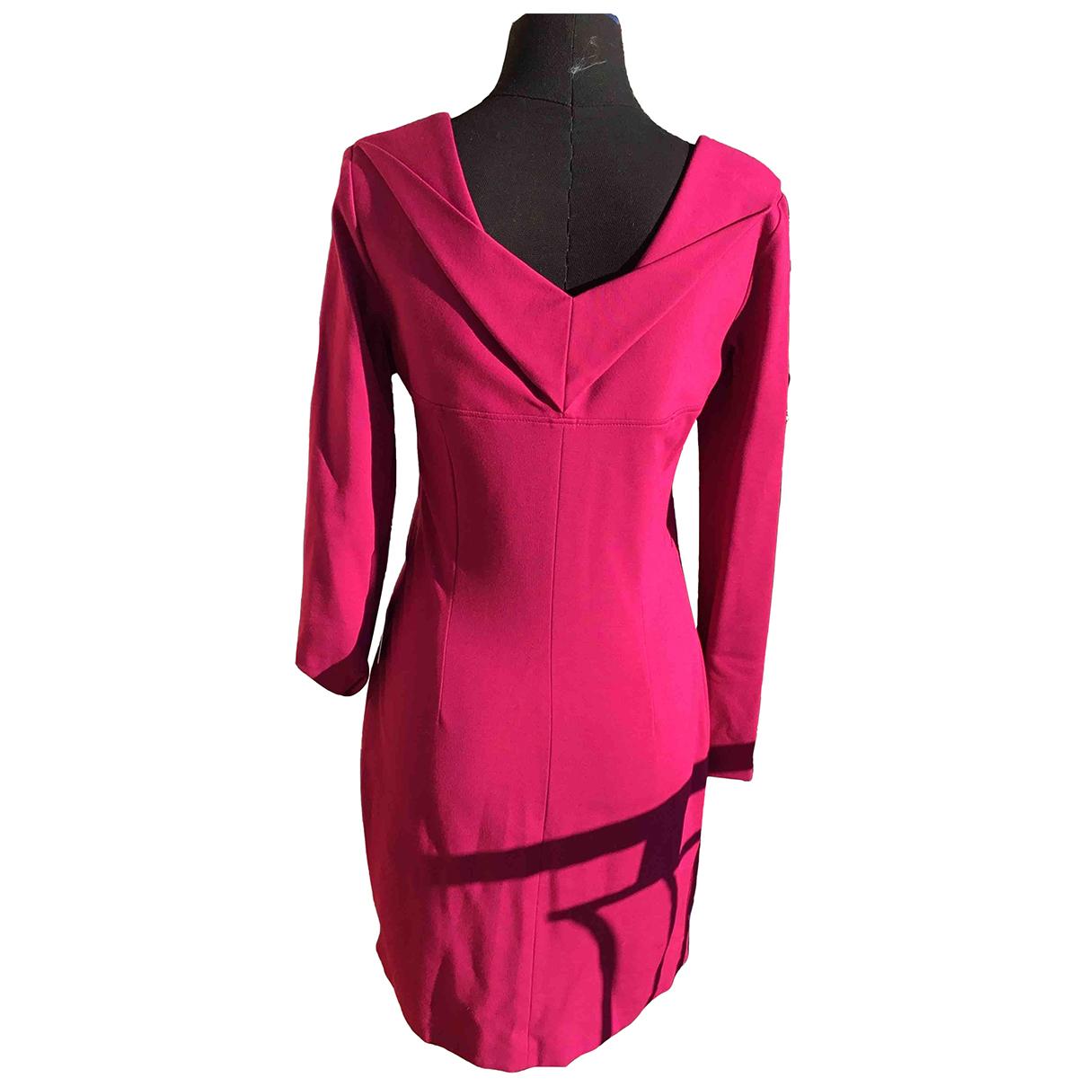 Versace Jeans \N Kleid in  Rosa Polyester