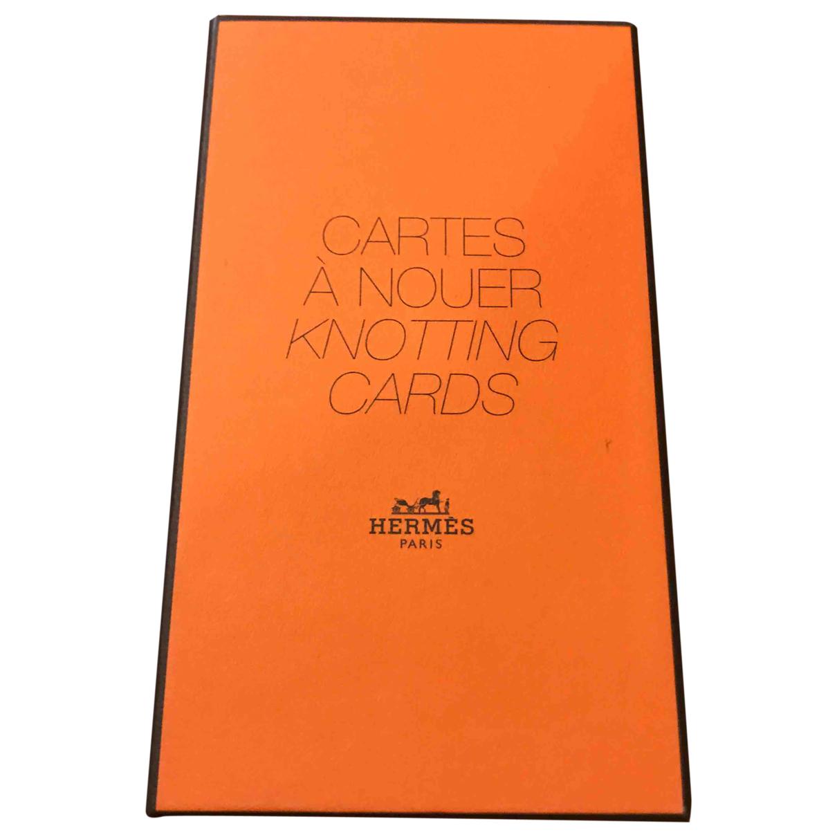 Hermes - Objets & Deco   pour lifestyle en bois - blanc
