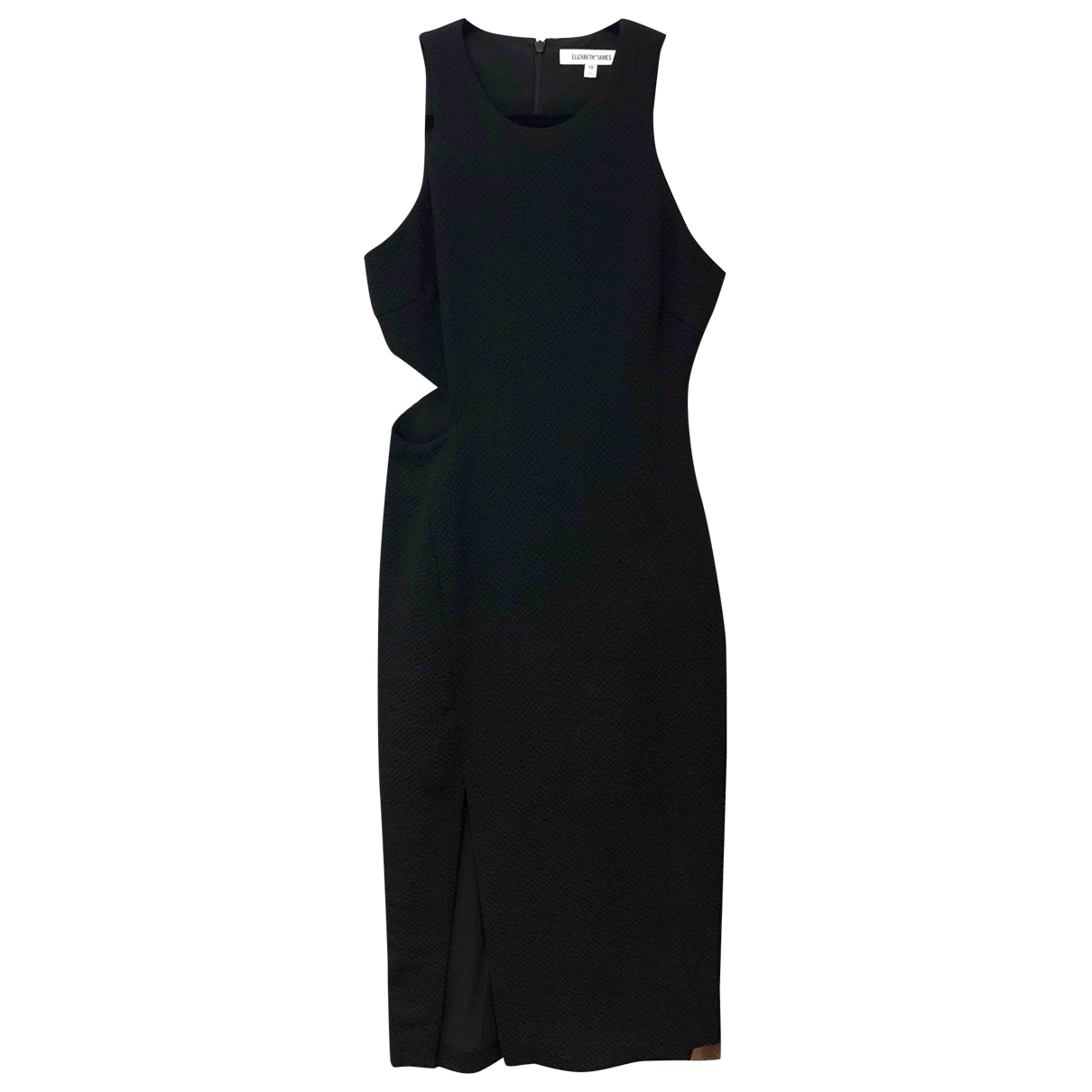 Elizabeth And James \N Black dress for Women 10 US