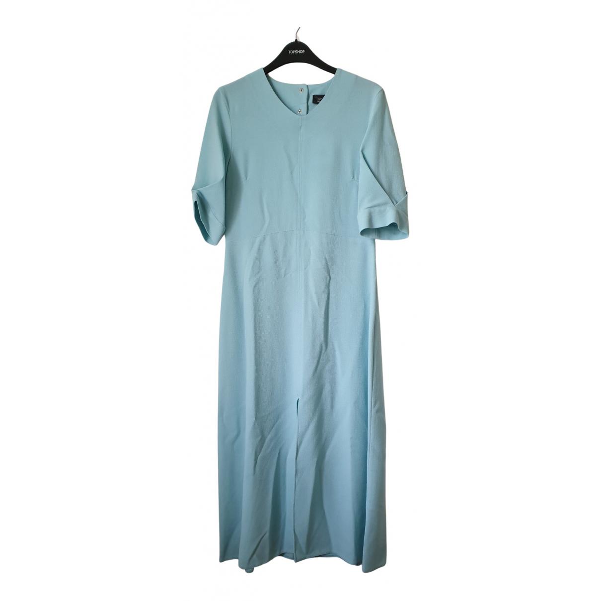 Tophop \N Kleid in  Tuerkis Polyester