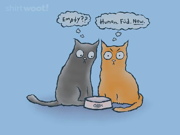 Food Gone? T Shirt
