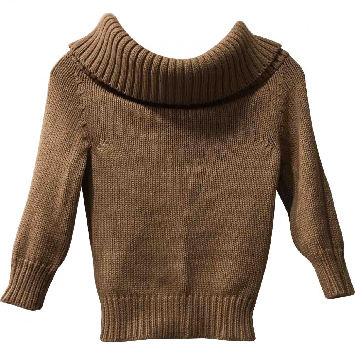 Celine \N Camel Cashmere Knitwear for Women S International