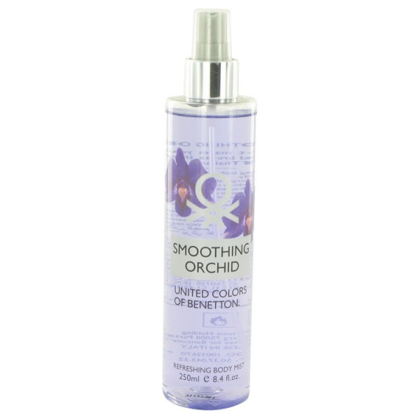 Benetton - Smoothing Orchid : Body Spray 8.5 Oz / 250 ml