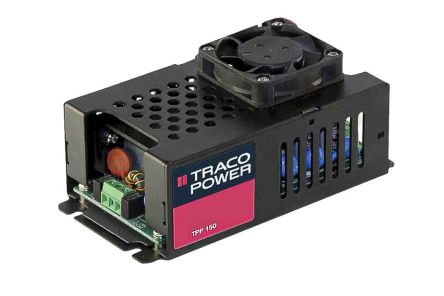 TRACOPOWER , 150W Embedded Switch Mode Power Supply SMPS, 12V dc, Enclosed, Medical Approved