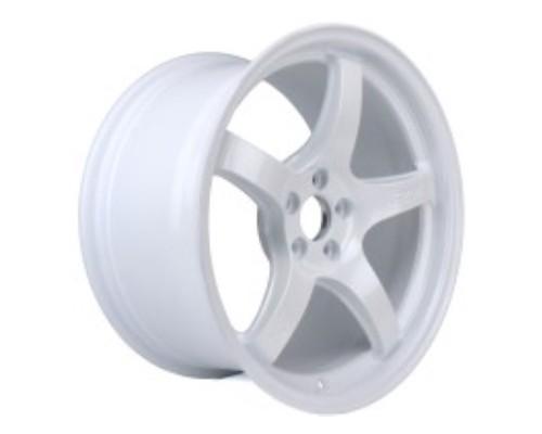 GramLights WGCRE35ECPP 57CR Wheel Set 15x8 5x114.3 35mm Ceramic Pearl - SUMMER SALE