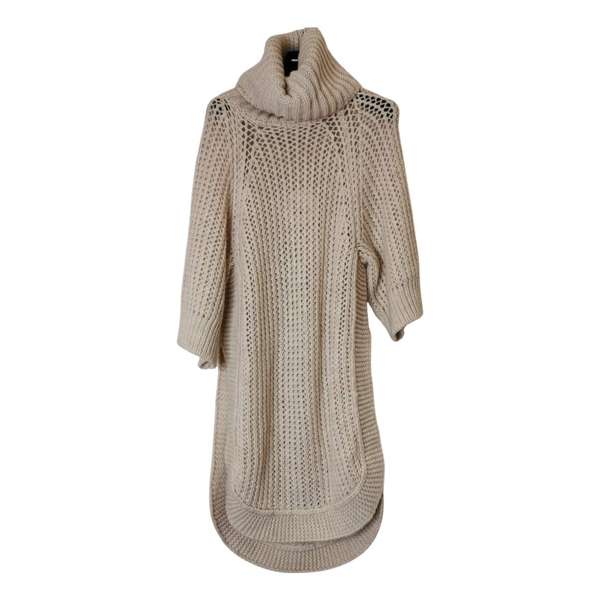 Chloe \N Pullover in  Beige Wolle