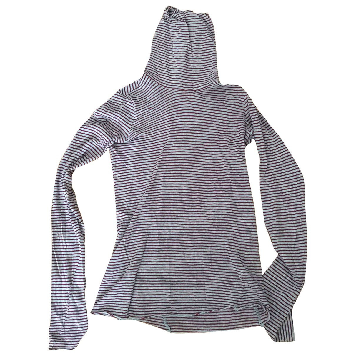 Mauro Grifoni \N Grey Cotton  top for Women 40 IT
