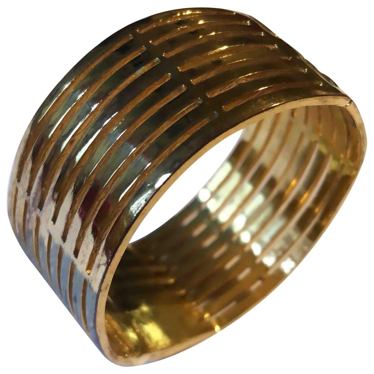 Virzi + De Luca - Bracelet   pour femme en plaque or - dore